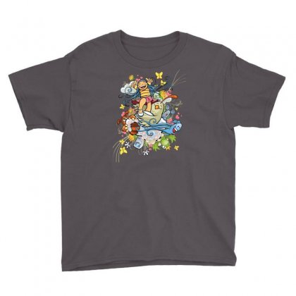 Happy Day Adventure Youth Tee Designed By Specstore