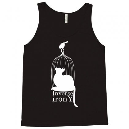 Inverse Irony Tank Top Designed By Specstore