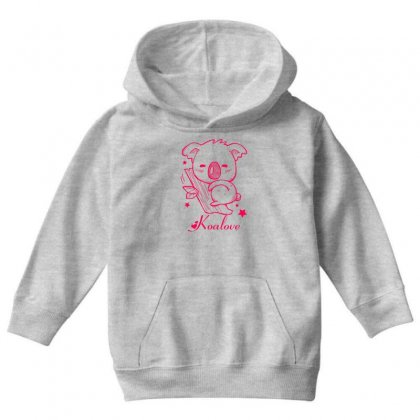 Koalove Youth Hoodie Designed By Specstore