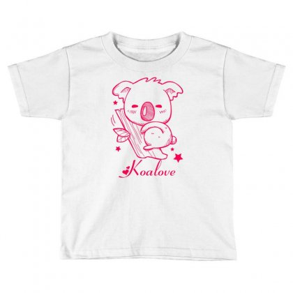 Koalove Toddler T-shirt Designed By Specstore