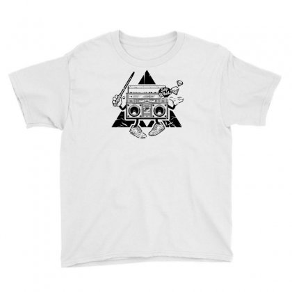 Mad Box Youth Tee Designed By Specstore