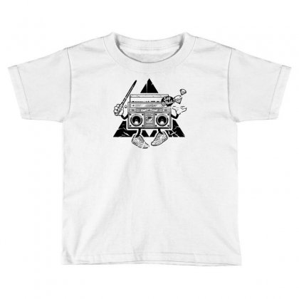 Mad Box Toddler T-shirt Designed By Specstore