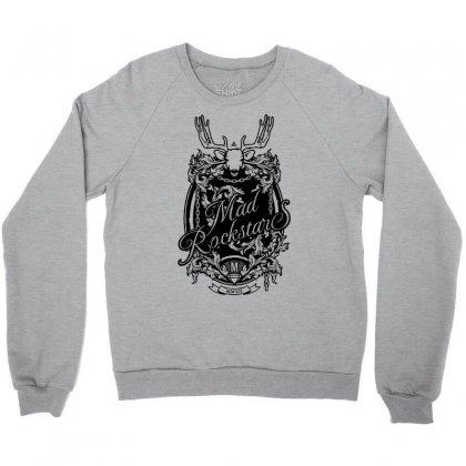 Mad Rockstar Myth Crewneck Sweatshirt Designed By Specstore
