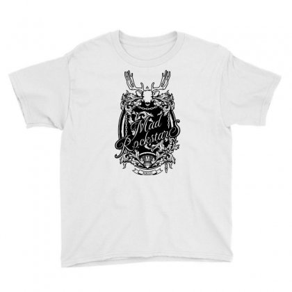 Mad Rockstar Myth Youth Tee Designed By Specstore