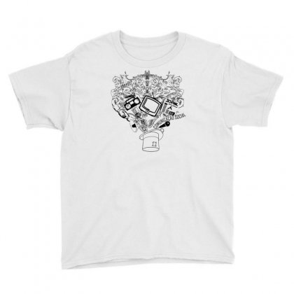 Magic Hat Of Social Youth Tee Designed By Specstore