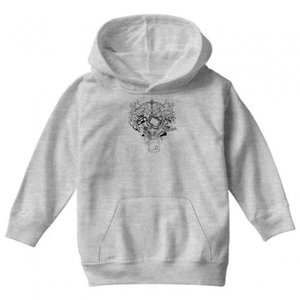 Magic Hat Of Social Youth Hoodie Designed By Specstore