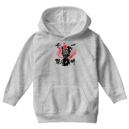 Raging Demon Youth Hoodie Designed By Specstore