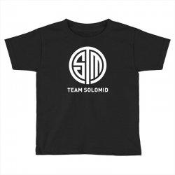 team solomid Toddler T-shirt | Artistshot