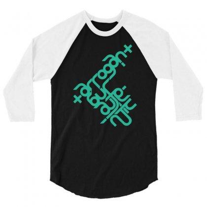 Arrogant But Aufentic 3/4 Sleeve Shirt Designed By Buckstore