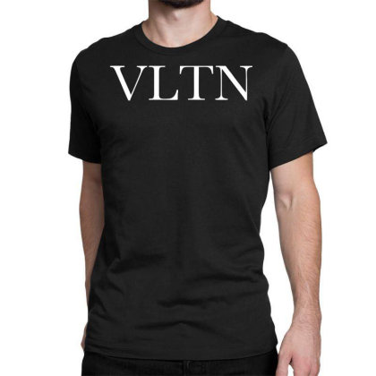 Valentino Classic T-shirt Designed By Blqs Apparel