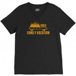 family vacation V-Neck Tee   Artistshot