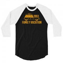 family vacation 3/4 Sleeve Shirt   Artistshot