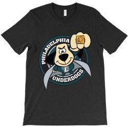 philadelphia underdogs T-Shirt | Artistshot