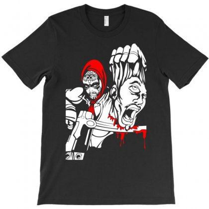 Red Murder T-shirt Designed By Specstore