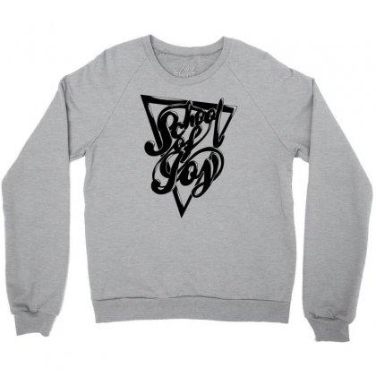 Schoo Lof Joy Crewneck Sweatshirt Designed By Specstore