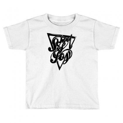 Schoo Lof Joy Toddler T-shirt Designed By Specstore