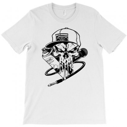 Skull Artis T-shirt Designed By Specstore