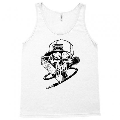 Skull Artis Tank Top Designed By Specstore