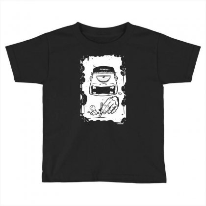 Stop Smoking Toddler T-shirt Designed By Specstore
