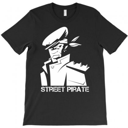 Street Pirate T-shirt Designed By Specstore