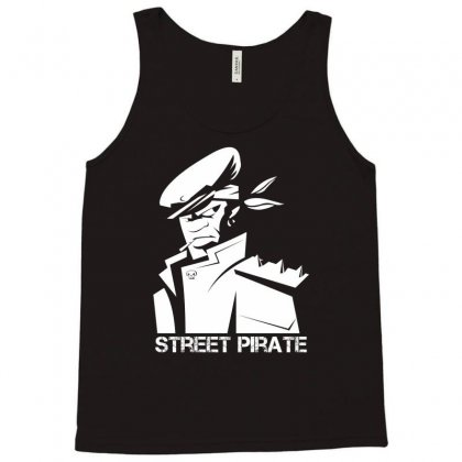 Street Pirate Tank Top Designed By Specstore