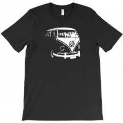 VW Split Screen T1 Camper Van T-Shirt | Artistshot