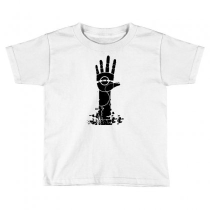 The Unperson Hand Toddler T-shirt Designed By Specstore