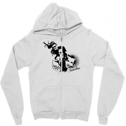 Timeless Zipper Hoodie Designed By Specstore