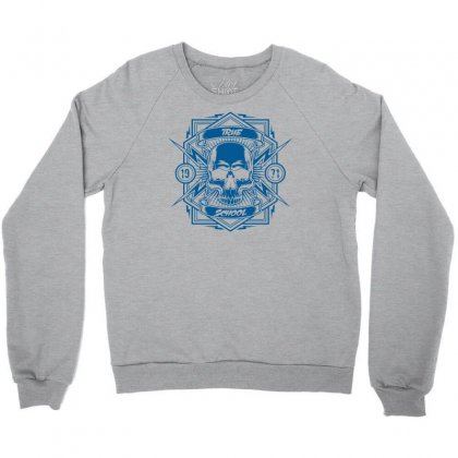 True School Crewneck Sweatshirt Designed By Specstore