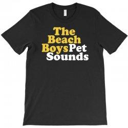 The Beach Boys Pet Sounds T-Shirt   Artistshot
