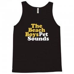 The Beach Boys Pet Sounds Tank Top   Artistshot
