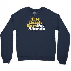 The Beach Boys Pet Sounds Crewneck Sweatshirt   Artistshot