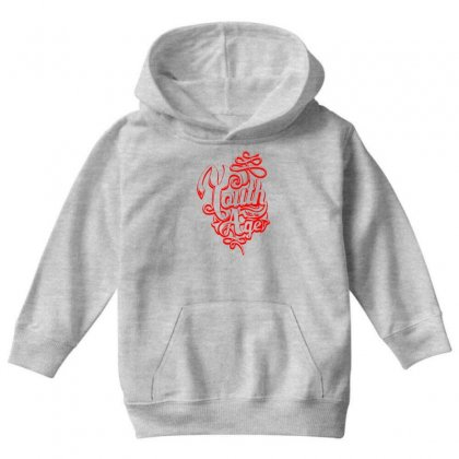 Youth Has No Age Youth Hoodie