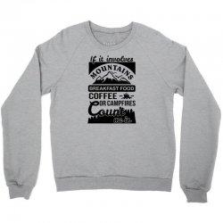Camping shirt Crewneck Sweatshirt | Artistshot
