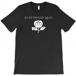 Fleetwood Mac Band Logo T-Shirt | Artistshot