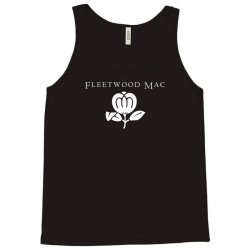 Fleetwood Mac Band Logo Tank Top | Artistshot