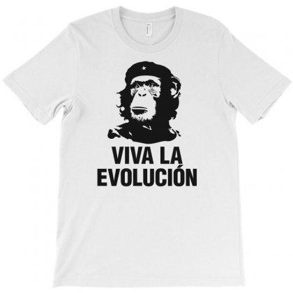 Viva La Evolution T-shirt Designed By Thesamsat