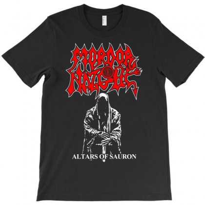 Altars Of Sauron T-shirt Designed By Specstore