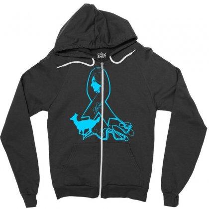Always Potranum Zipper Hoodie Designed By Specstore