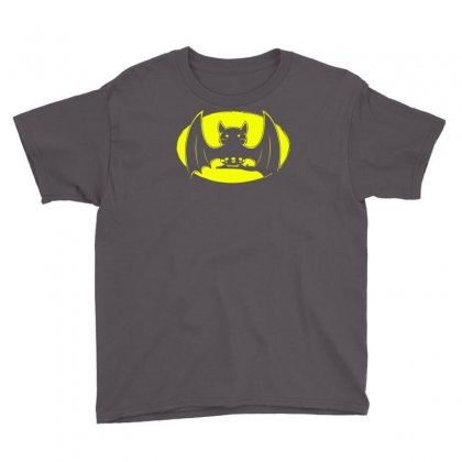 Bat Moon Youth Tee Designed By Specstore