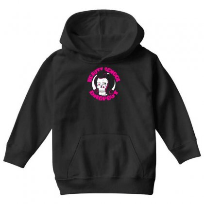 Beauty School Dropout Youth Hoodie Designed By Specstore