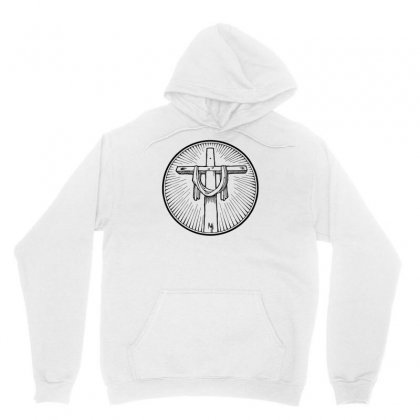 Easter Sunday Cross Unisex Hoodie Designed By Specstore
