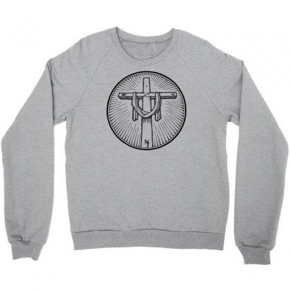 Easter Sunday Cross Crewneck Sweatshirt Designed By Specstore