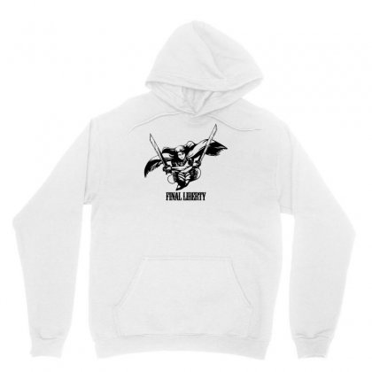 Final Liberty Unisex Hoodie Designed By Specstore