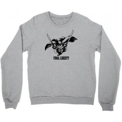 Final Liberty Crewneck Sweatshirt Designed By Specstore
