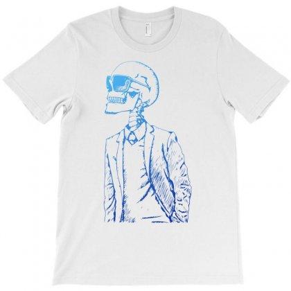 Gentleman Skull T-shirt Designed By Specstore